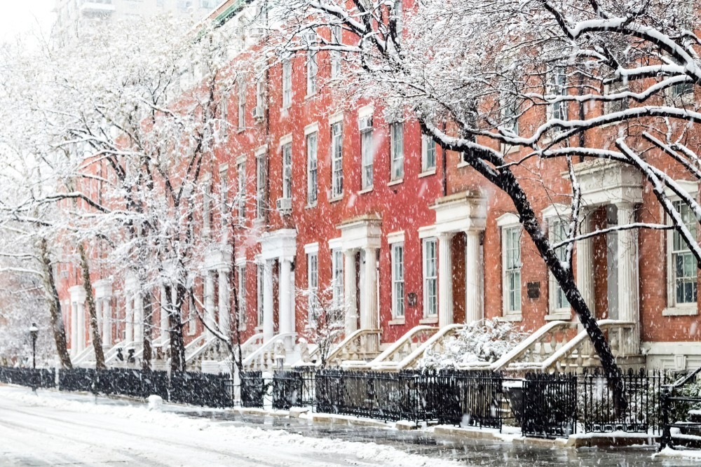 Why to Consider Winter to Move in NYC