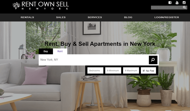 Sell With NY Rent Own Sell