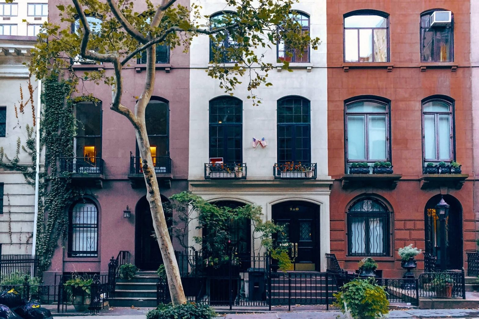 Brownstones in NYC - NY Rent Own Sell