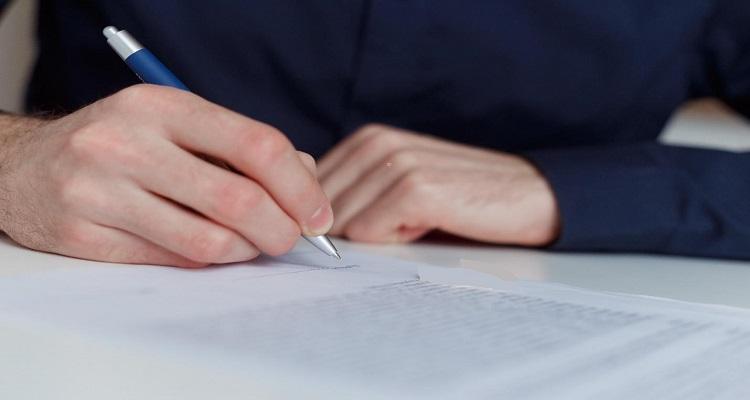 Tenants and Landlord Signature