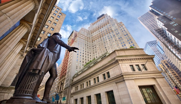 Financial District History