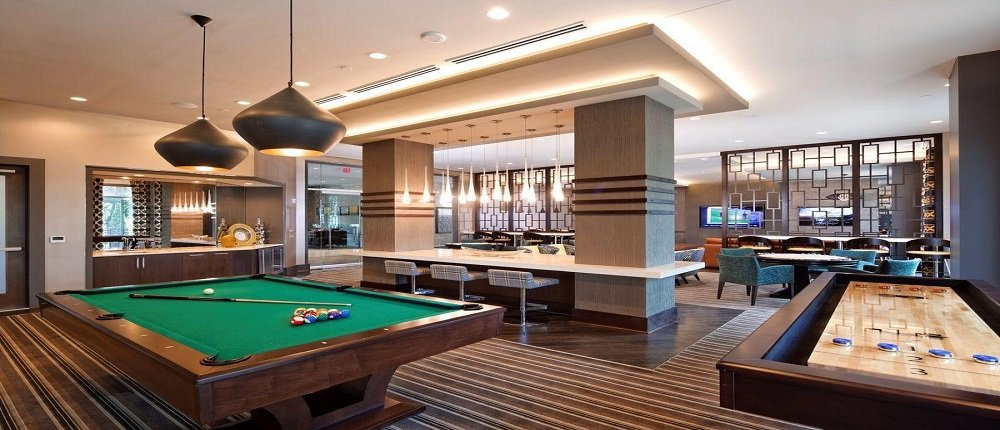 Apartment Complex Clubhouse